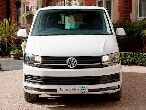 Transporter T32 Tdi Kombi Highline Bmt Window Van 2.0 Manual Diesel