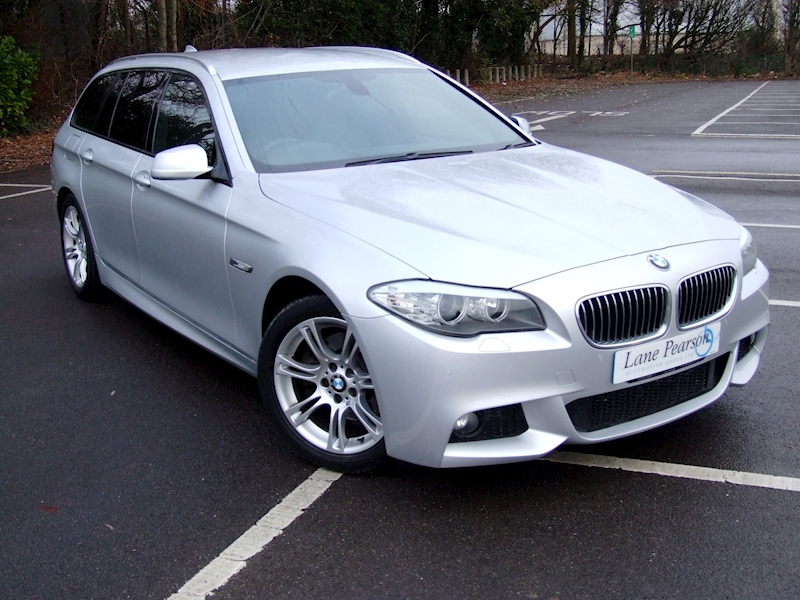 5 Series 520D M Sport Touring Estate 2.0 Automatic Diesel