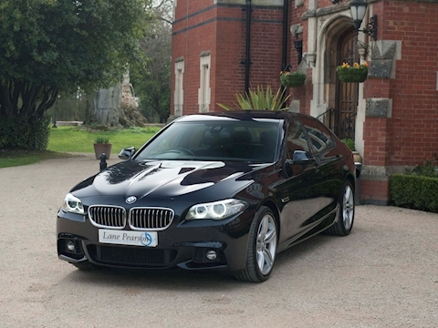 5 Series 520D M Sports Plus Saloon 2.0 Automatic Diesel