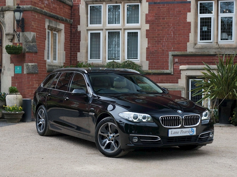Bmw 5 Series 530D Luxury Touring