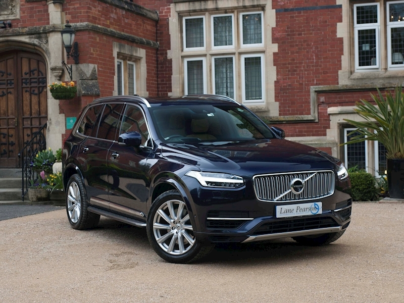 Xc90 T8 Twin Engine Inscription Awd 2.0 5dr Estate Automatic Petrol/Electric
