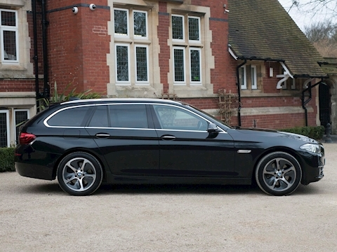 5 Series 530D Luxury Touring 3.0 5dr Estate Automatic Diesel