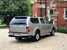 Toyota Hi-Lux 2014 Icon D/Cab Pick Up 2.5 D-4D 4WD - Thumb 3