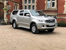 Toyota Hi-Lux 2014 Icon D/Cab Pick Up 2.5 D-4D 4WD - Thumb 17
