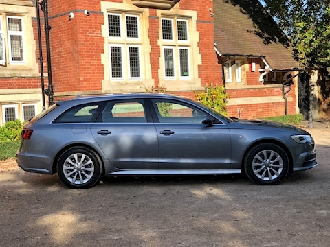 A6 Avant Tdi Ultra Se Executive 2.0 5dr Estate Semi Auto Diesel
