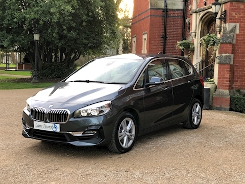 2 Series 218I Luxury Active Tourer 1.5 5dr Hatchback Automatic Petrol