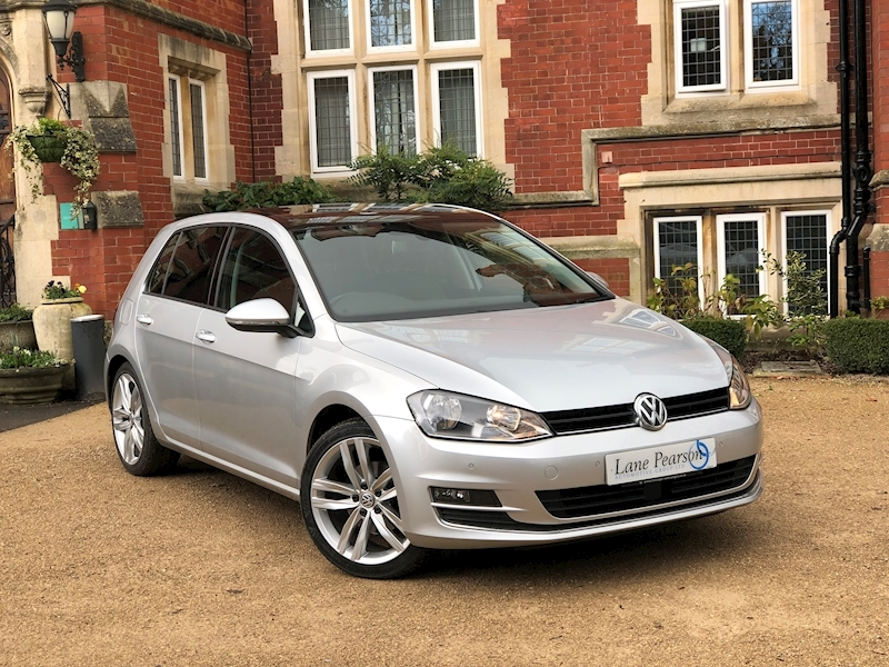 Volkswagen Golf Gt Edition Tdi Bluemotion Technology Dsg