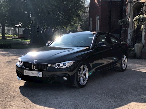 4 Series 430I M Sport Coupe 2.0 Automatic Petrol