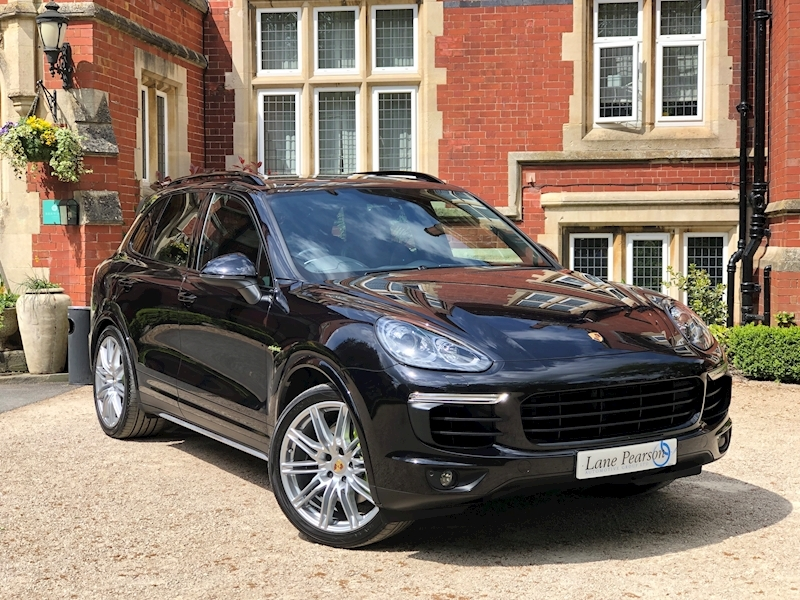 Cayenne S E-Hybrid Platinum Edition Tiptronic S 3.0 5dr Estate Automatic Petrol/Electric