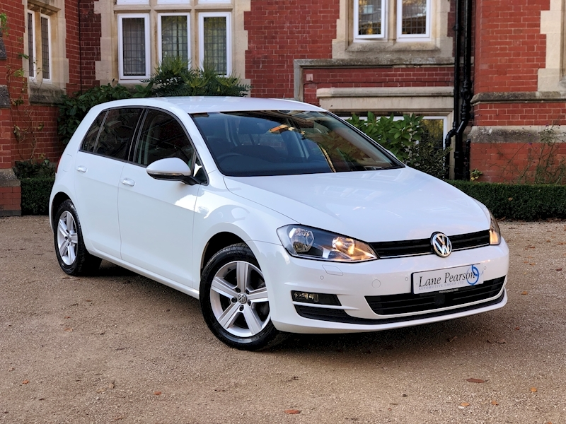 Golf Match Edition Tsi Dsg Bmt Hatchback 1.4 Semi Auto Petrol
