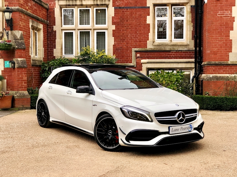 A-Class Amg A 45 4Matic Premium 2.0 5dr Hatchback Automatic Petrol