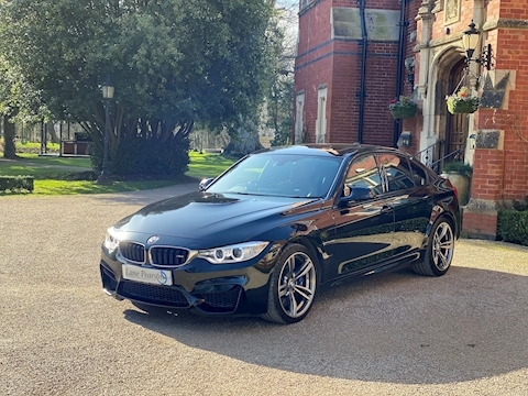M3 Series M3 Saloon 3 4dr Saloon Automatic Petrol