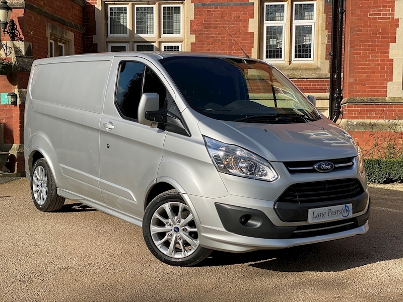 Transit Connect Trend 1.0 Panel Van Manual Petrol
