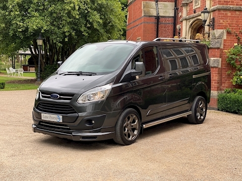 Transit Custom  2 dr Panel Van Manual Diesel