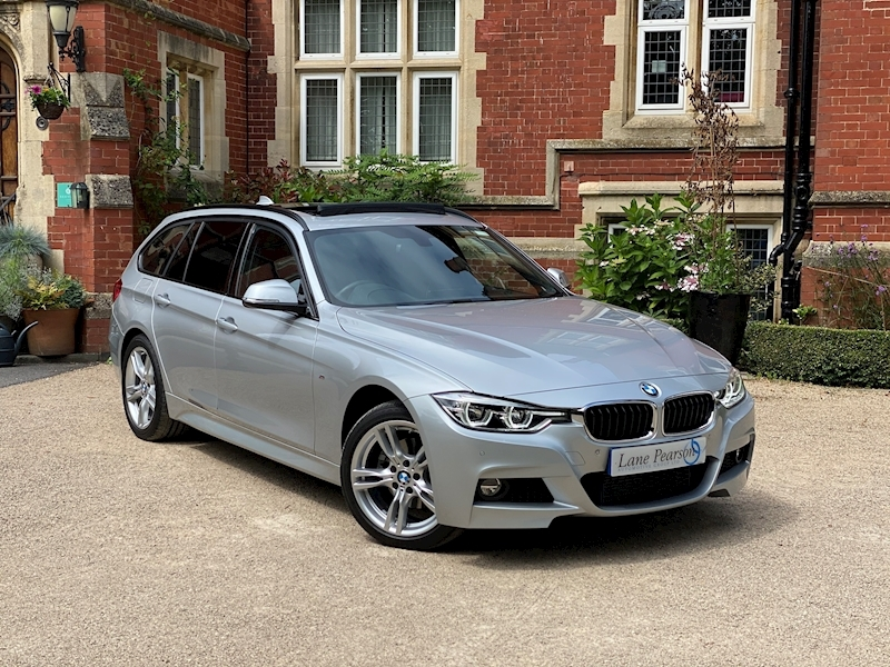 BMW 3 Series 320d xDrive M Sport TouringAutomatic