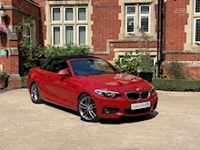 BMW 2 Series 2015 220d M Sport Convertible - Thumb 4