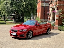BMW 2 Series 2015 220d M Sport Convertible - Thumb 2