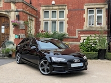 Audi A4 Avant 2017 Black Edition - Thumb 0