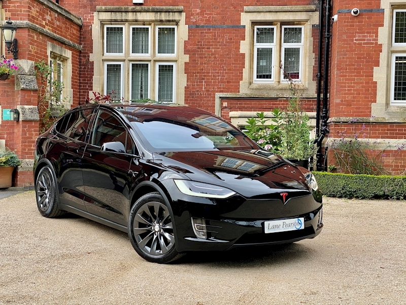 Tesla Model X 100D SUV 5dr Electric Auto 4WD (417 bhp)