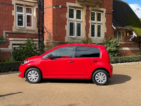 Citigo Se Iv 5dr Hatch back Automatic Electric
