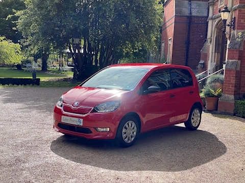 Citigo SE Hatchback 0.0 Auto Electric