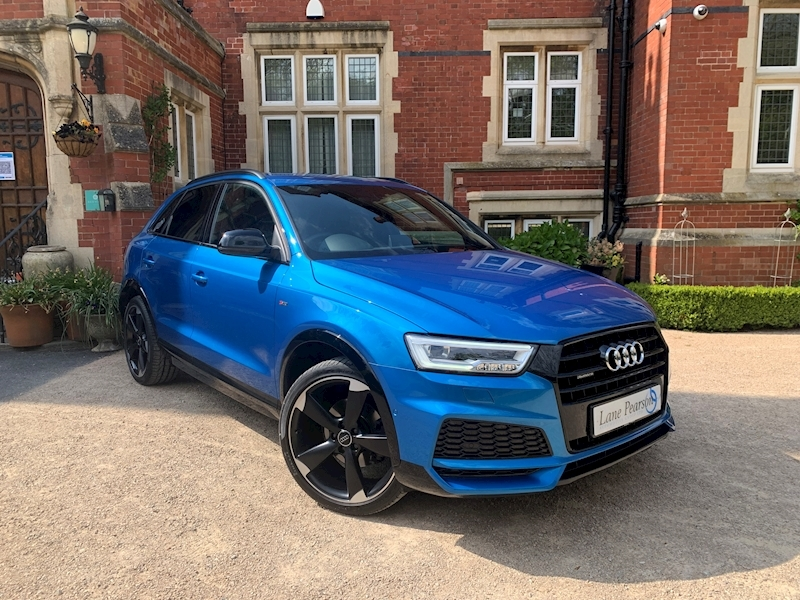 Audi Q3 TDI Black Edition