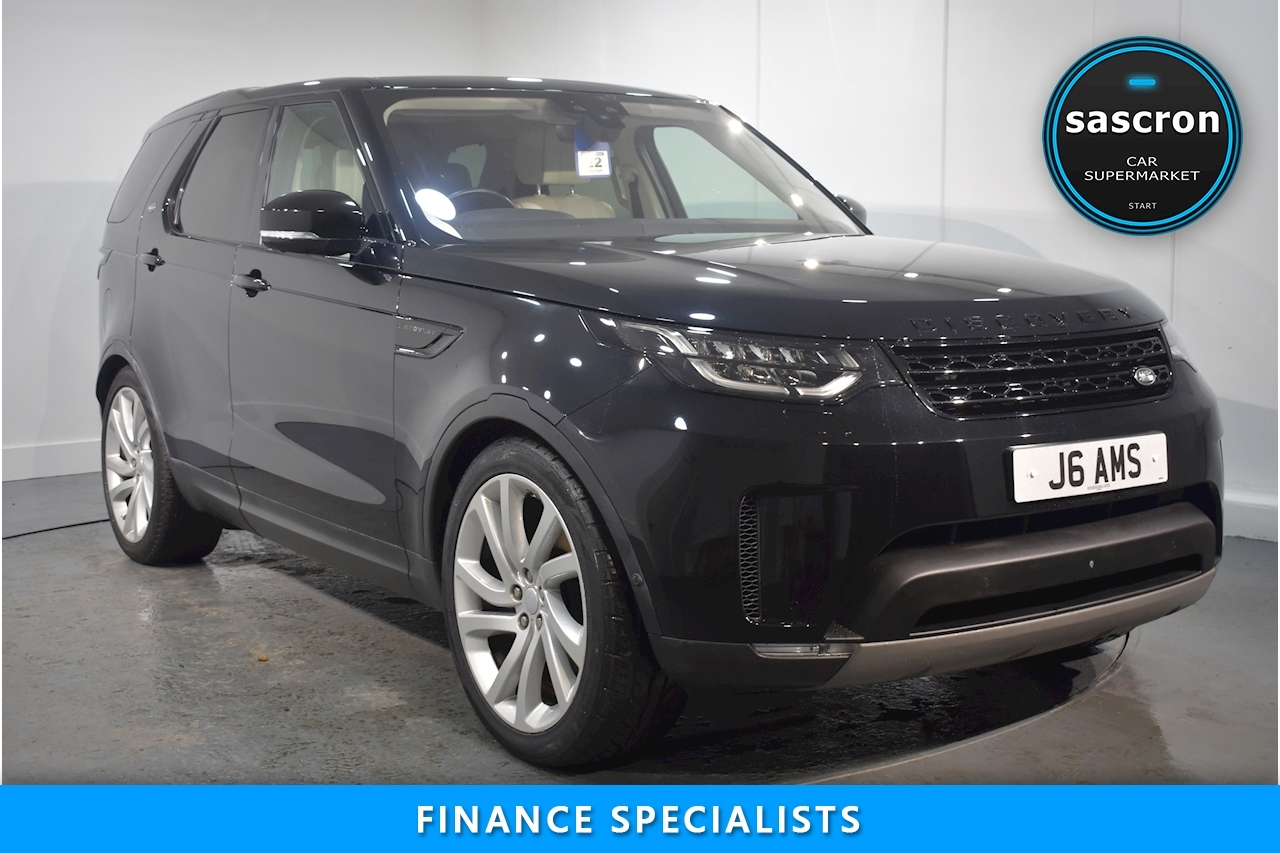 Discovery 3.0 TD V6 First Edition Auto 4WD (s/s) 5dr