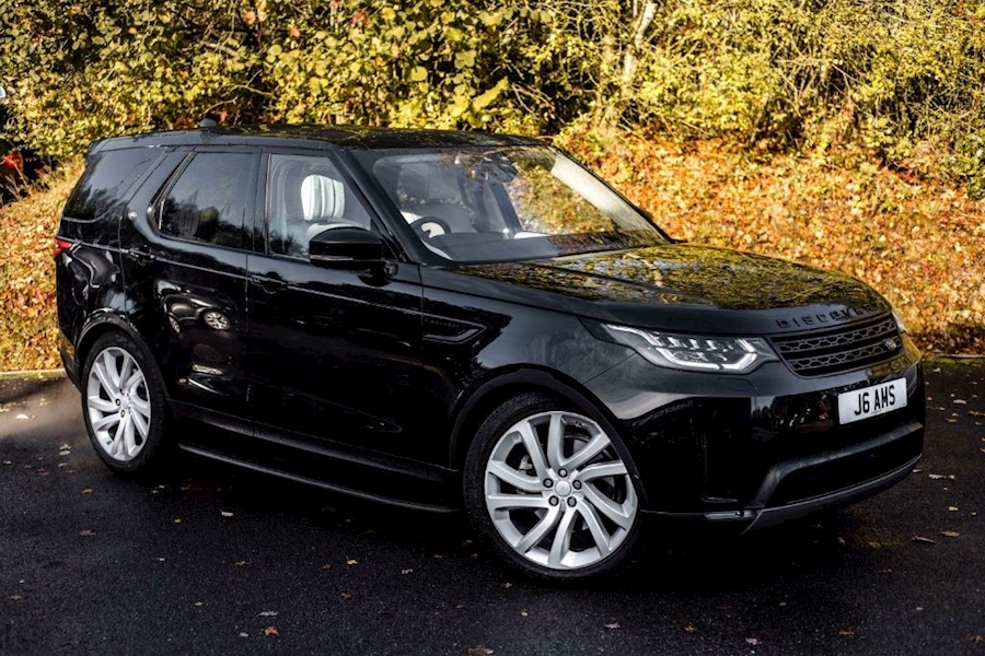 Discovery Td6 First Edition Estate 3.0 Automatic Diesel