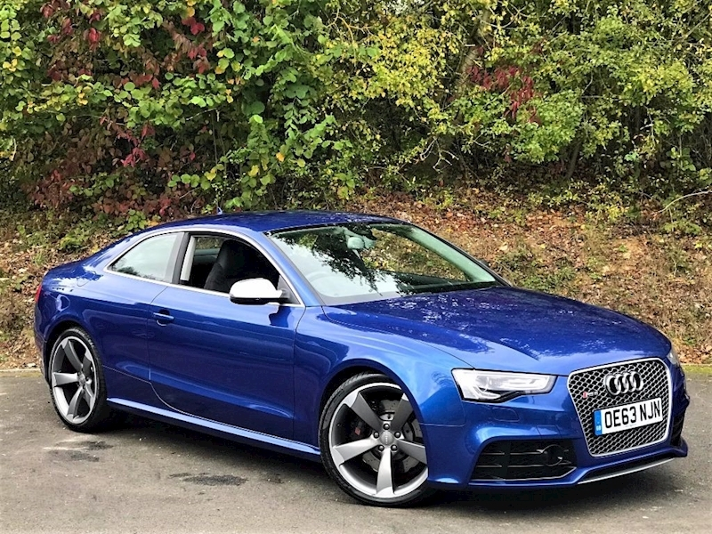 A5 Rs5 Fsi Quattro Coupe 4.2 Automatic Petrol