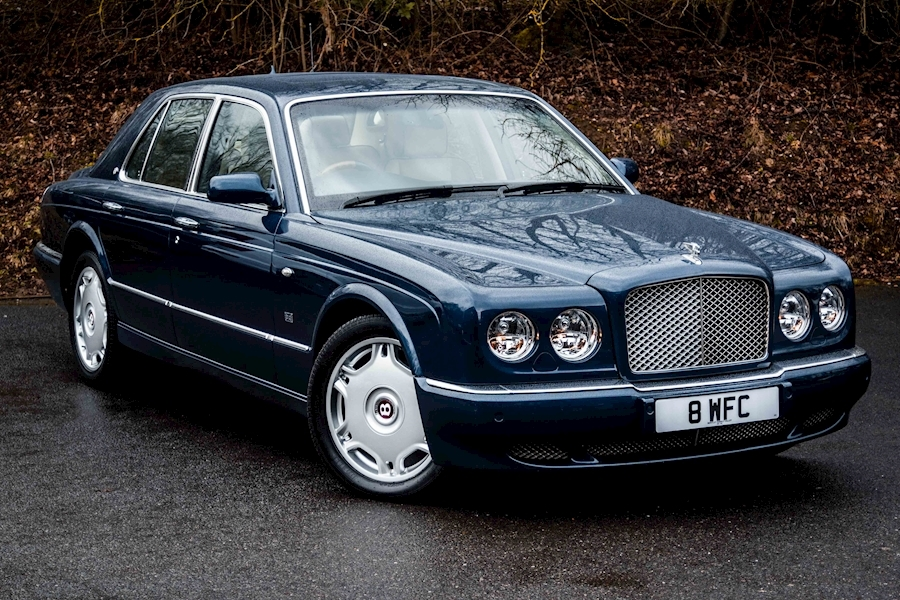 Arnage R Saloon 6.8 Automatic Petrol