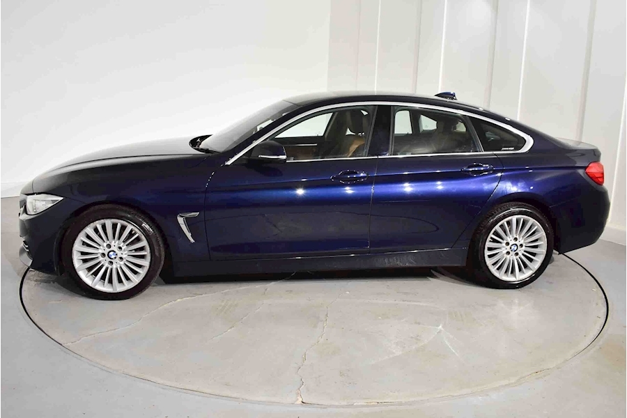 Bmw 4 Series 418D Luxury Gran Coupe
