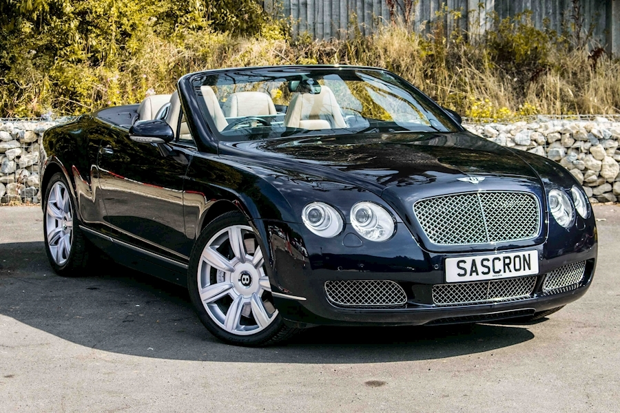 Continental Gtc Convertible 6.0 Automatic Petrol