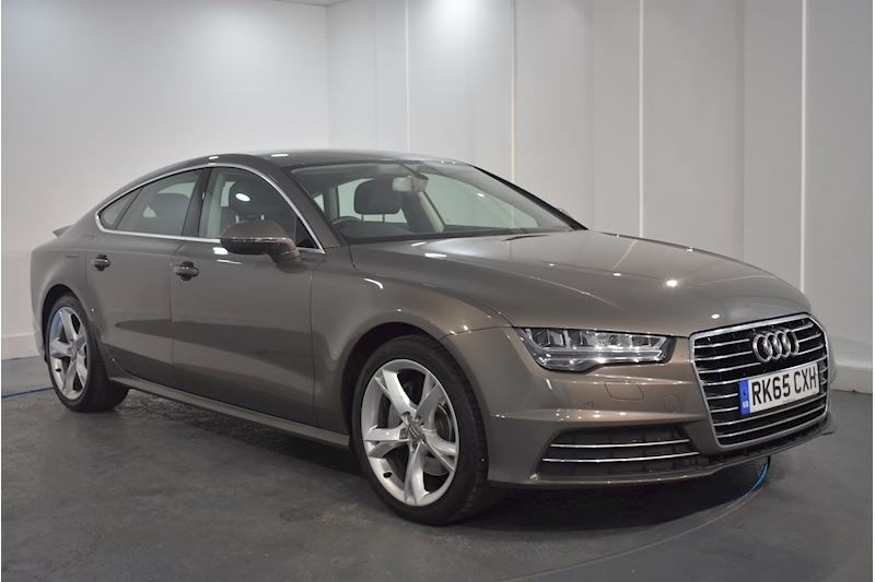 A7 Sportback Tdi Ultra Se Executive 3.0 5dr Hatchback Semi Auto Diesel