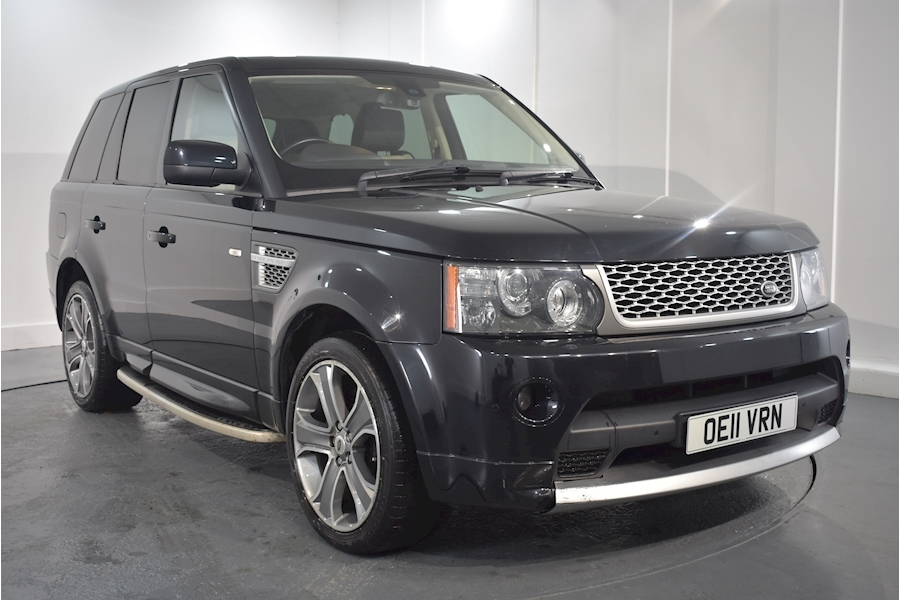 Range Rover Sport Tdv6 Autobiography 3.0 5dr SUV Automatic Diesel