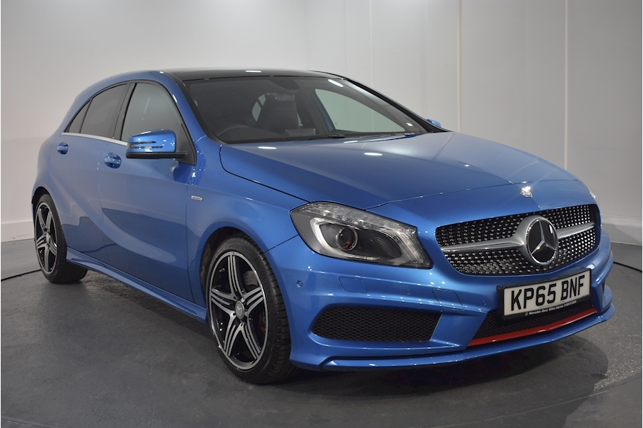 A-Class A250 4Matic Engineered By Amg Hatchback 2.0 Automatic Petrol