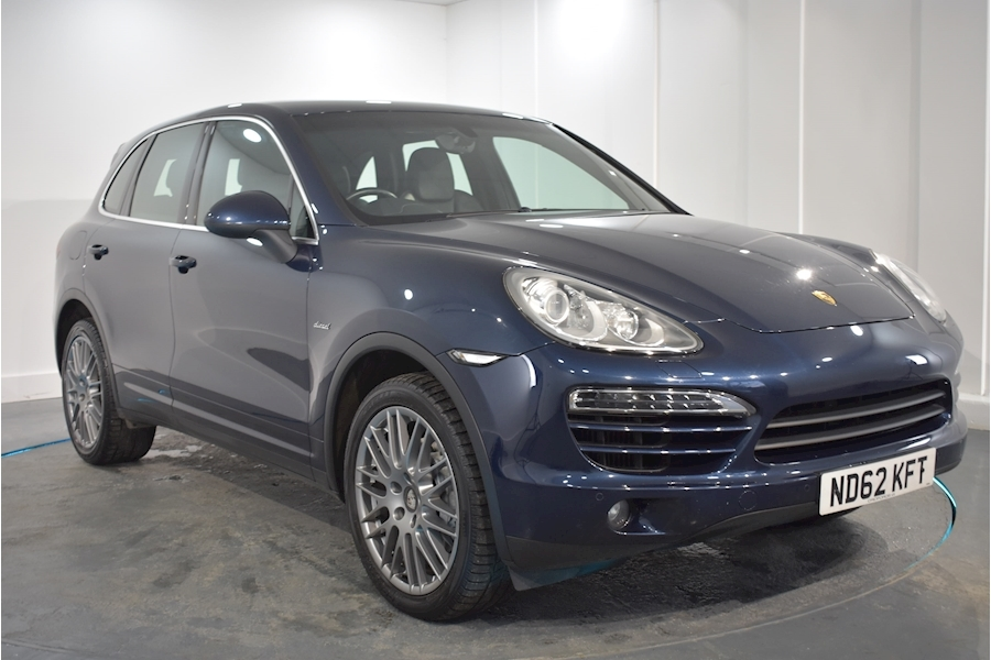 Cayenne D V6 Tiptronic 3.0 5dr SUV Automatic Diesel