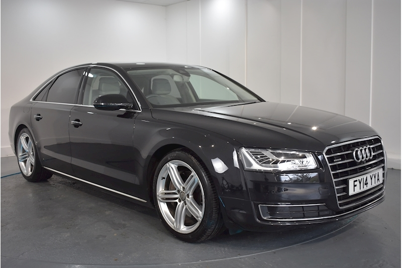 A8 Tdi Quattro Sport Executive Saloon 3.0 Automatic Diesel