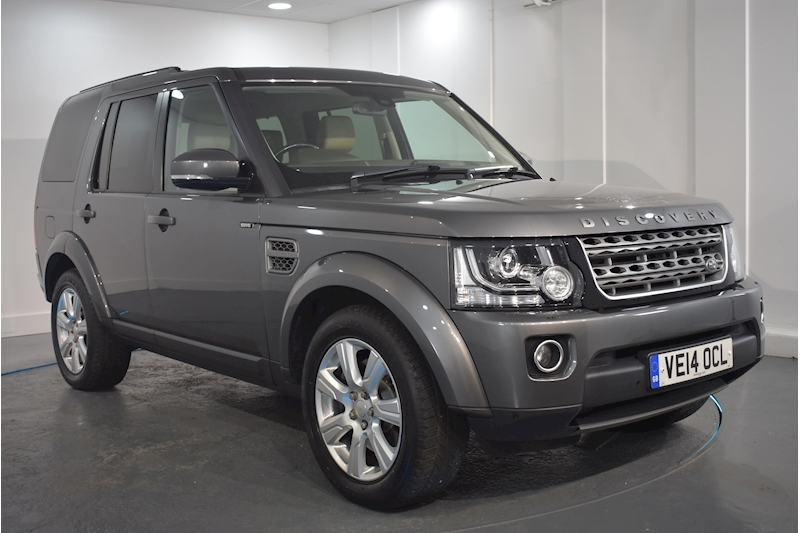 Discovery Sdv6 Xs 3.0 5dr SUV Automatic Diesel