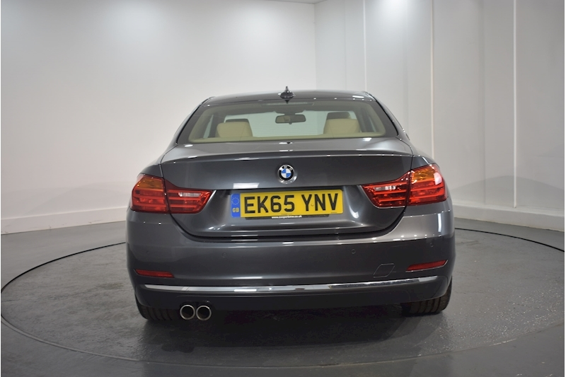 Bmw – 4 Series 420D Xdrive Luxury Coupe 2.0 Automatic Diesel (2015) full