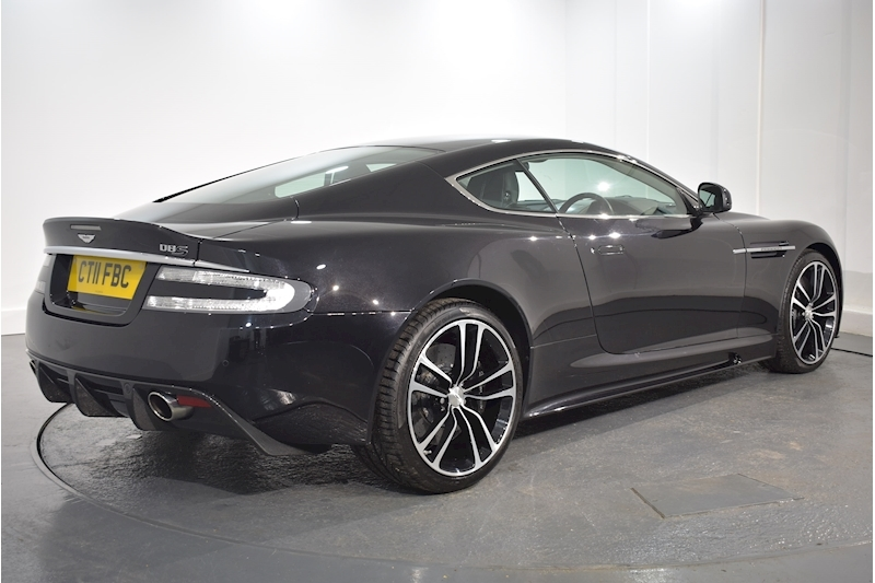 Aston Martin – Dbs V12 6.0 2dr Coupe Automatic Petrol (2011) full