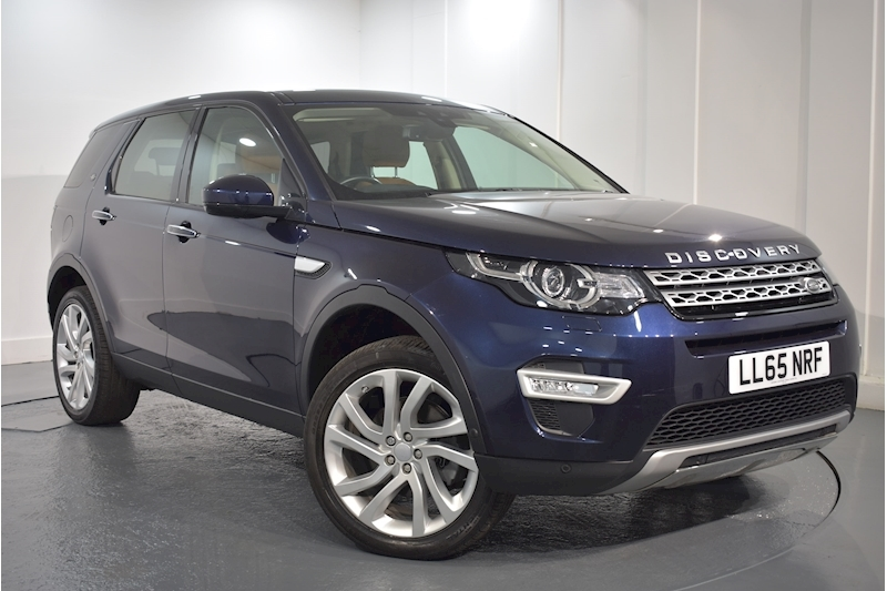 Discovery Sport Td4 Hse Luxury 2.0 5dr SUV Automatic Diesel