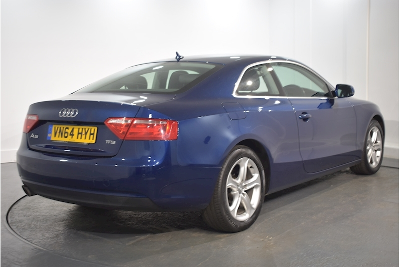 Audi – A5 Tfsi Se Coupe 1.8 Manual Petrol (2014) full