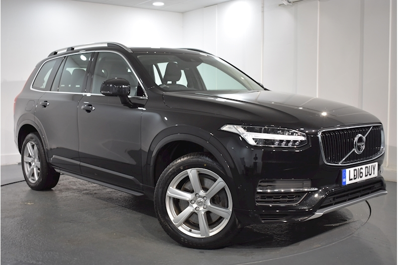 Xc90 T8 Twin Engine Momentum Estate 2.0 Automatic Petrol/Electric