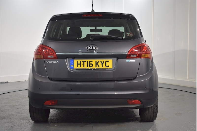 Kia – Venga Crdi 4 Isg Hatchback 1.6 Manual Diesel (2016) full