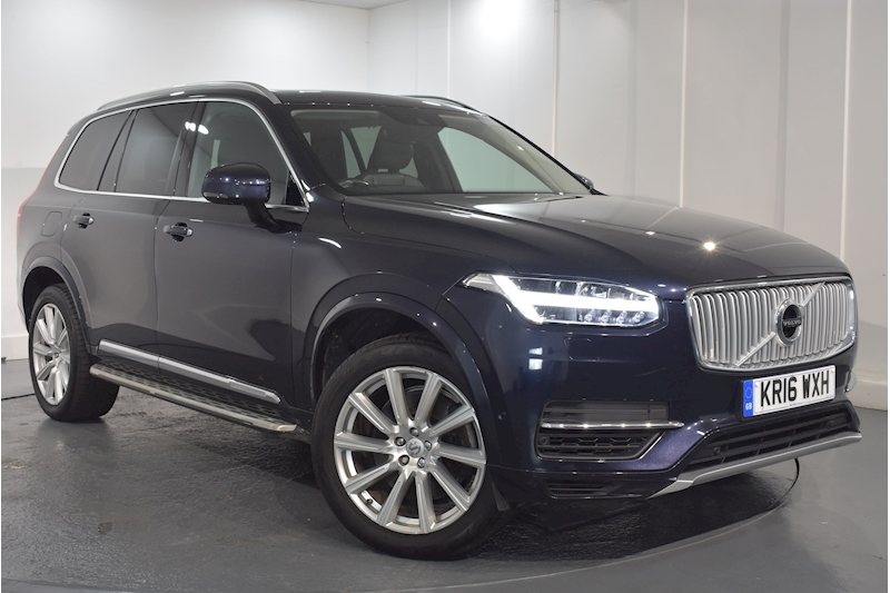 Xc90 T8 Twin Engine Inscription 2.0 5dr SUV Automatic Petrol/Electric