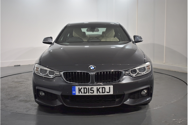 Bmw – 4 Series 430D M Sport Coupe 3.0 Automatic Diesel (2015) full