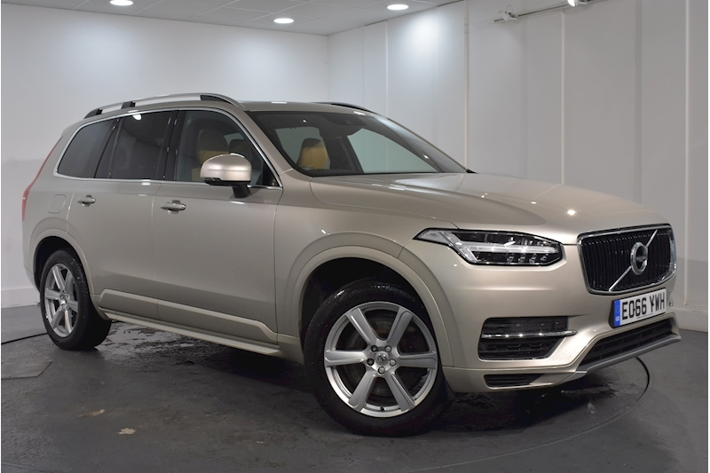 Xc90 T8 Twin Engine Momentum 2.0 5dr SUV Automatic Petrol/Electric