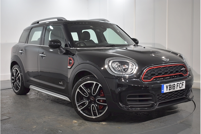 Mini Countryman John Cooper Works All4 Hatchback 2.0 Automatic Petrol