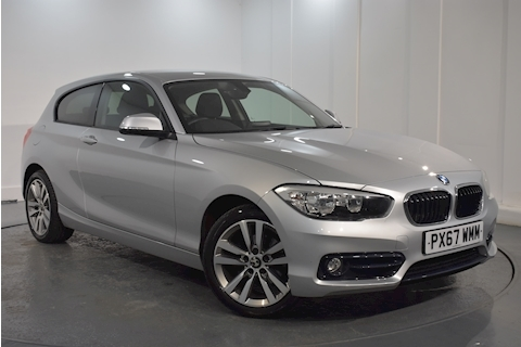 Bmw – 1 Series 116D Sport Hatchback 1.5 Automatic Diesel (2017)