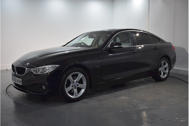 Bmw – 4 Series 420D Se Gran Coupe Coupe 2.0 Automatic Diesel (2016) full